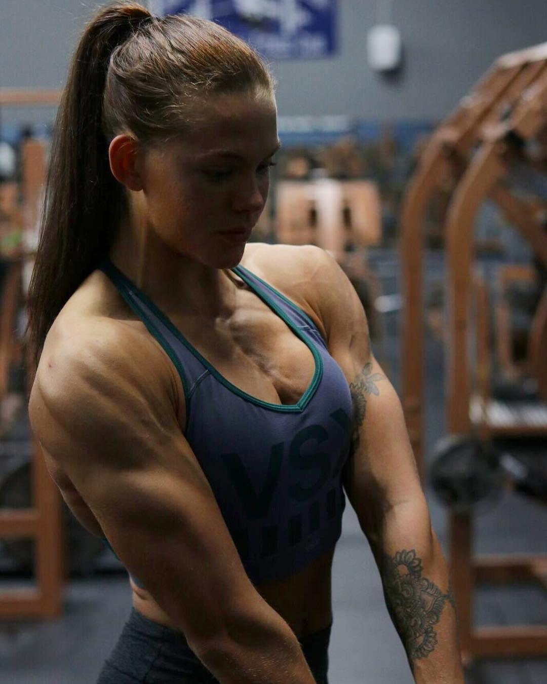 Lexa Stahl | Beautiful Muscle Girls