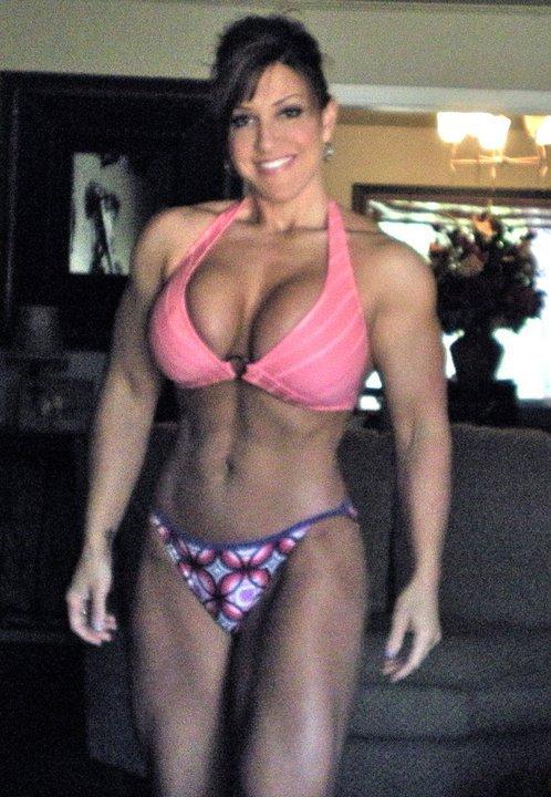 Gina davis bikini