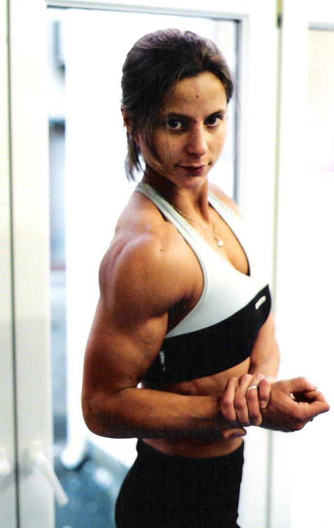 Think, that bodybuilder sarah de herdt you