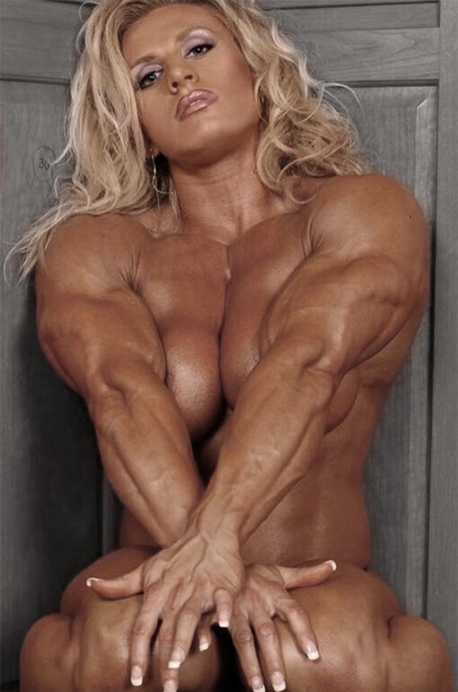 See and save as female body builder joanna thomas nude porn pict