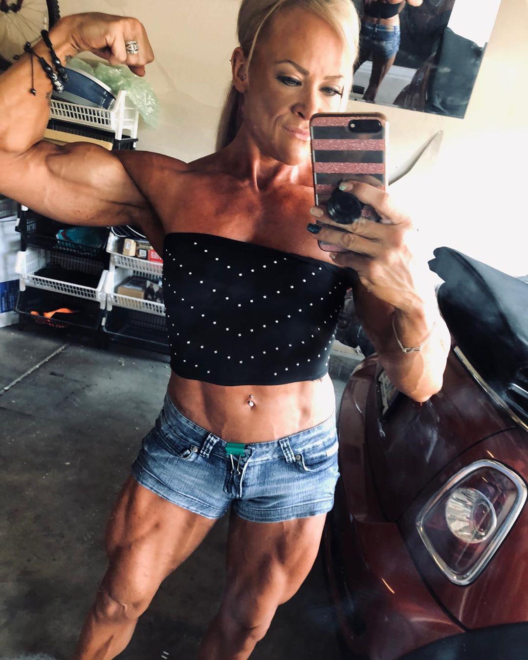 Amanda Folstad Ptak | Beautiful Muscle Girls