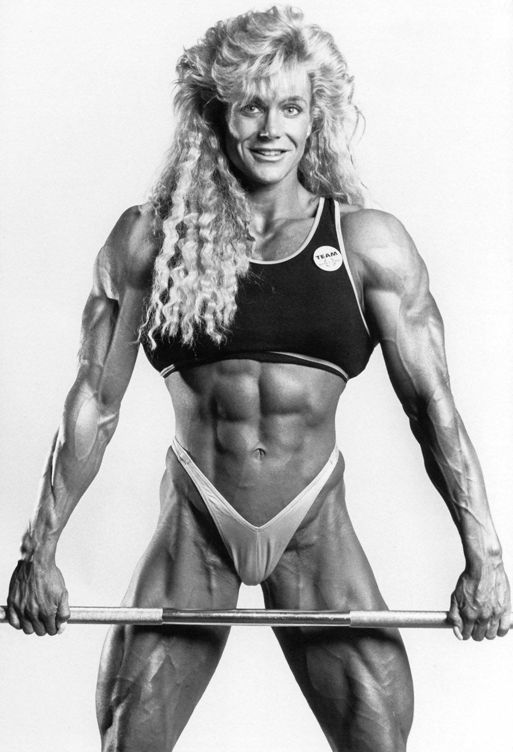 Girl Bodybuilder Nude