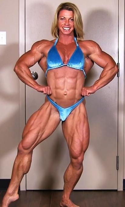 Fabiola Boulanger   Beauty Muscle  Fabiola Boulanger Abs