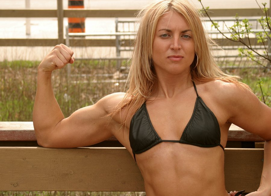 Stephanie Beaton Nude Photos 4