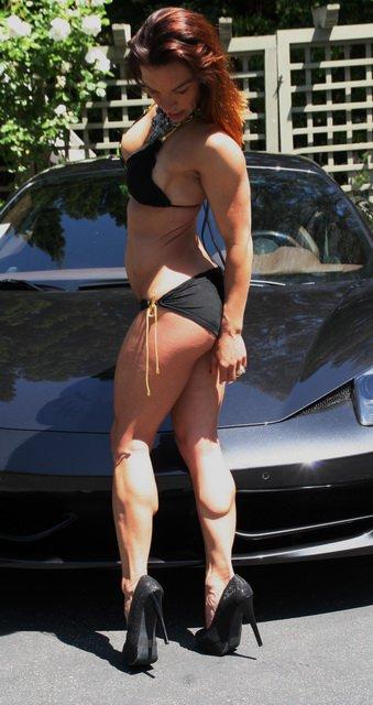 Tina jo orban strip