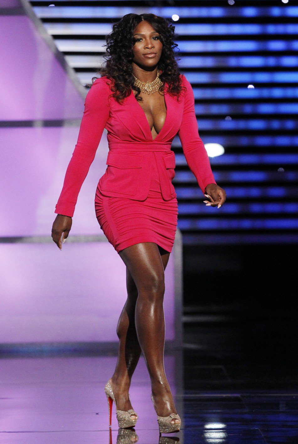 Serena williams measurements like