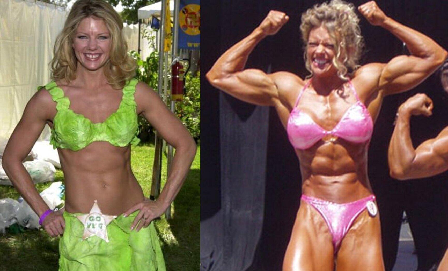 Rebekka Armstrong Nude Photos 74