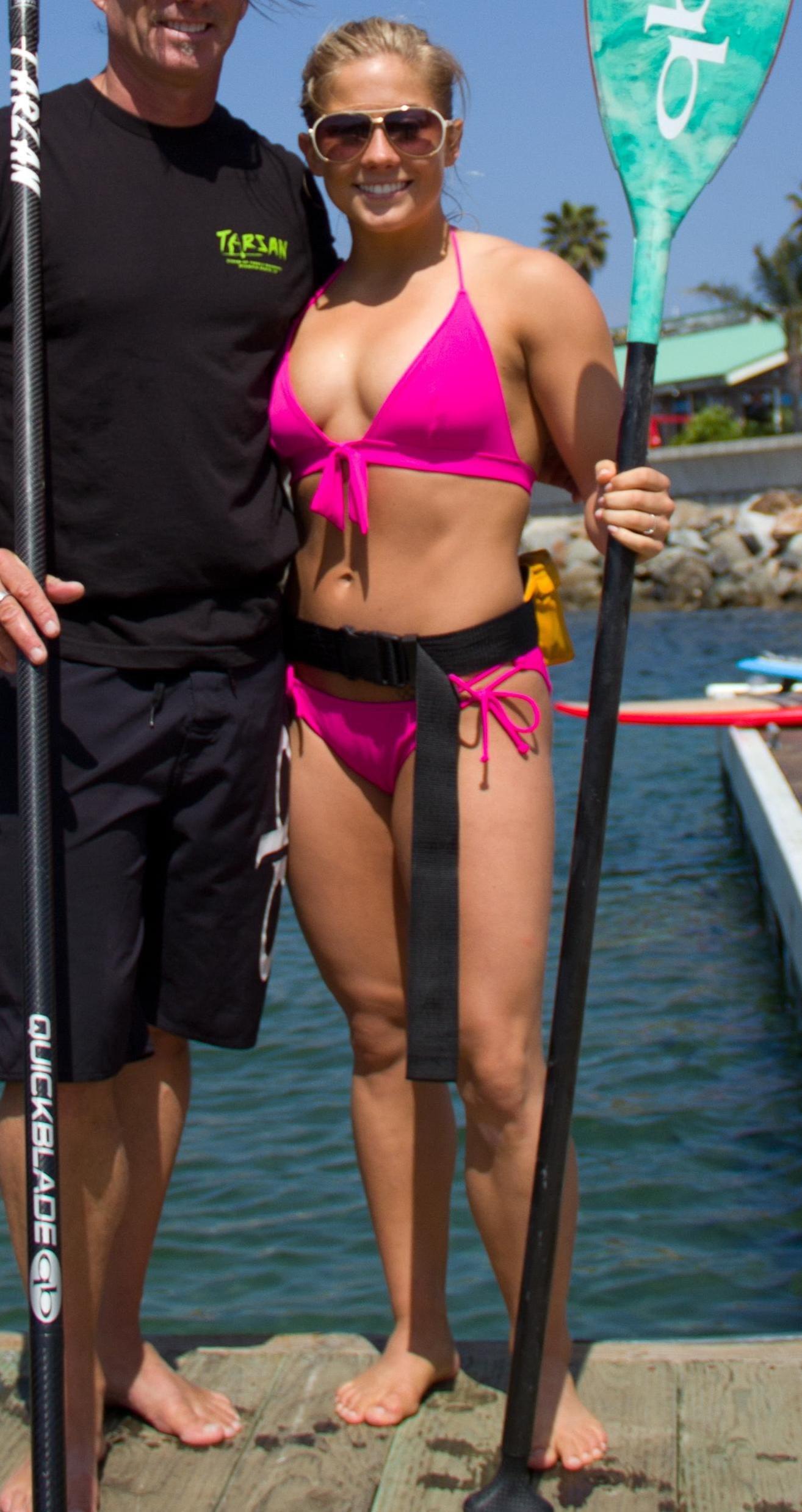 shawn johnson bikini