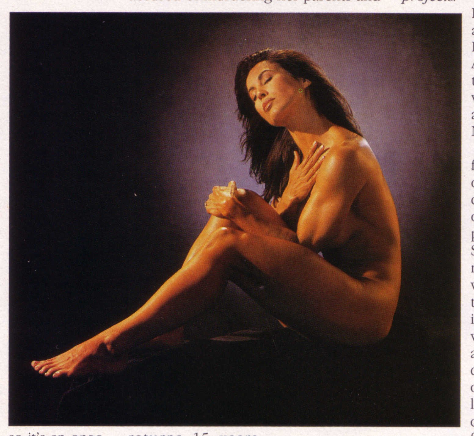 Will Mclish nude rachel