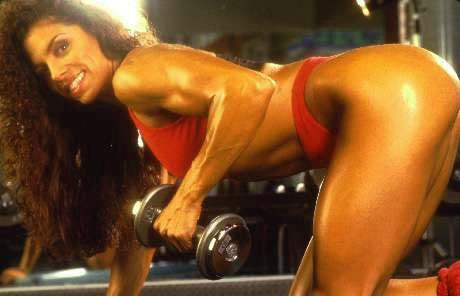 Pictures of Ursula Alberto  Girls with Muscle