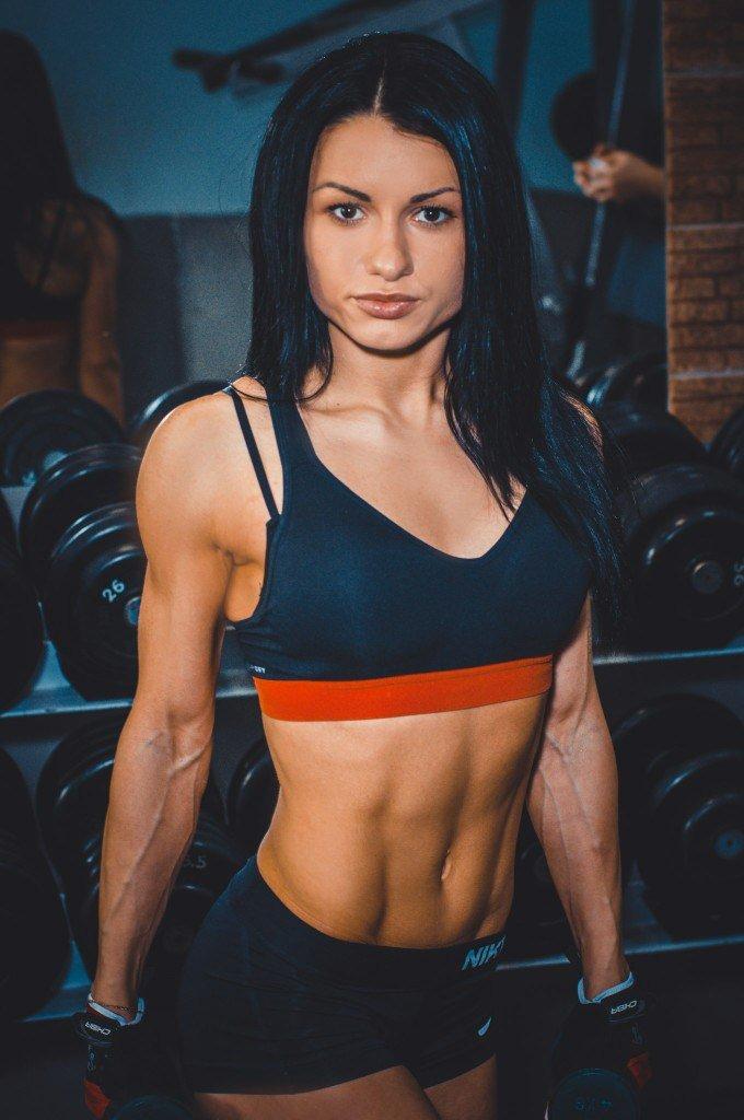 Olga Vlasova Model