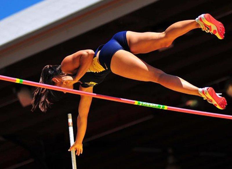 Hot College Girl Photo Seminoles Cheerleader Blonde Babe Camel Toe Perfect Legs