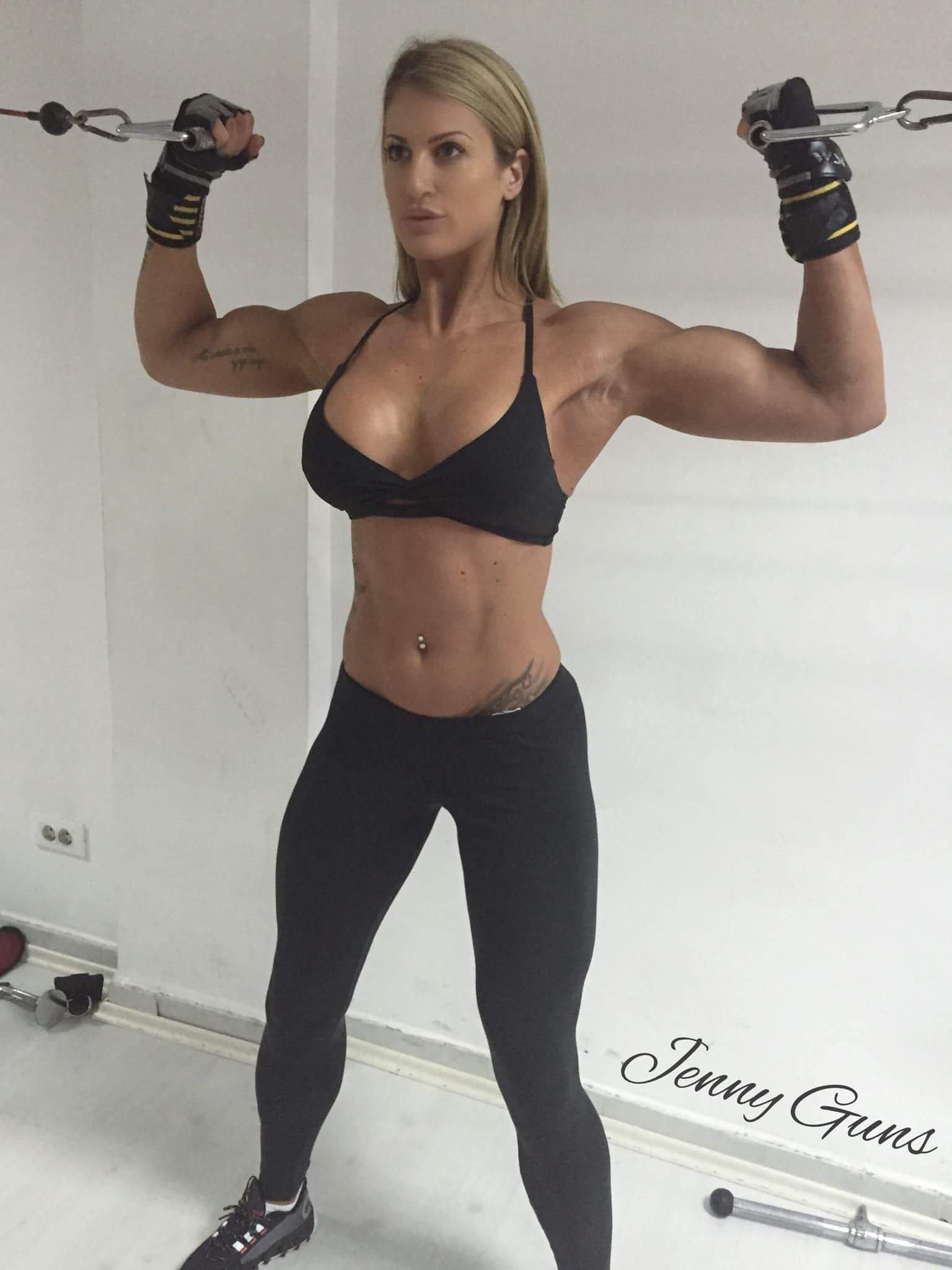 jenny guns fitness