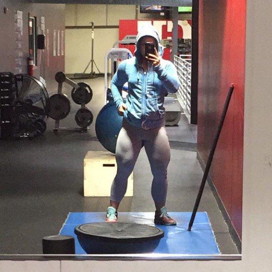 Feb 17 2015 Rebel Fitness Squamish: Chloe Sannito