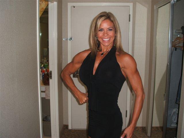 Jennifer Micheli naked