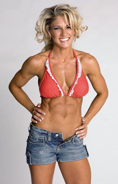 Congratulate, bodybuilder abby marie seems remarkable