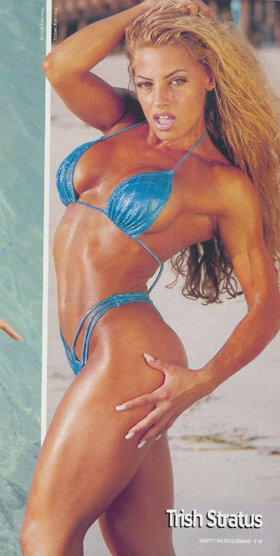 Trish stratus bikini pics