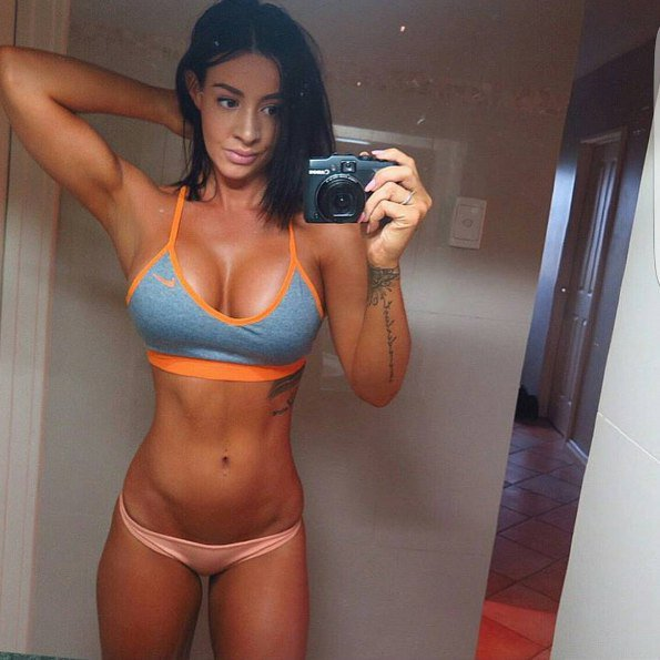 Steph Pacca naked 219