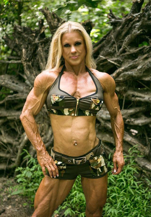 girls naked fitness girl