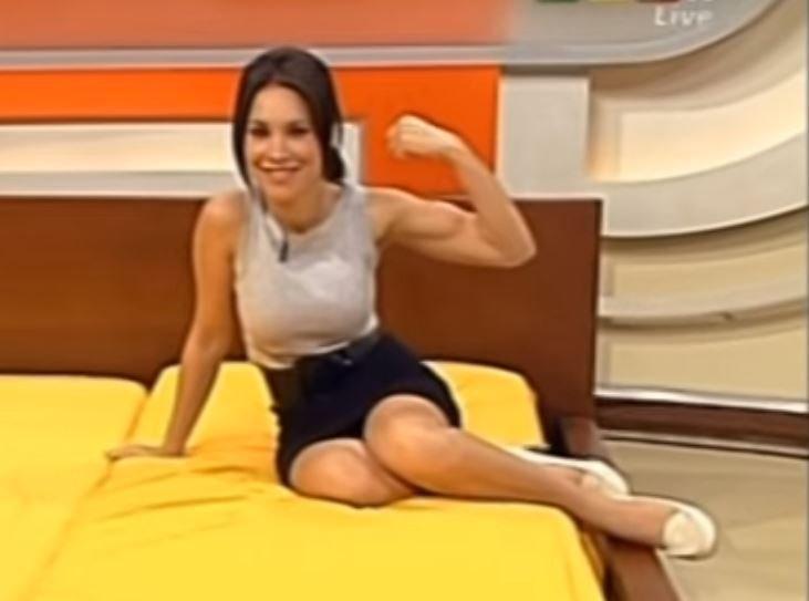 Sandra Ahrabian naked 550