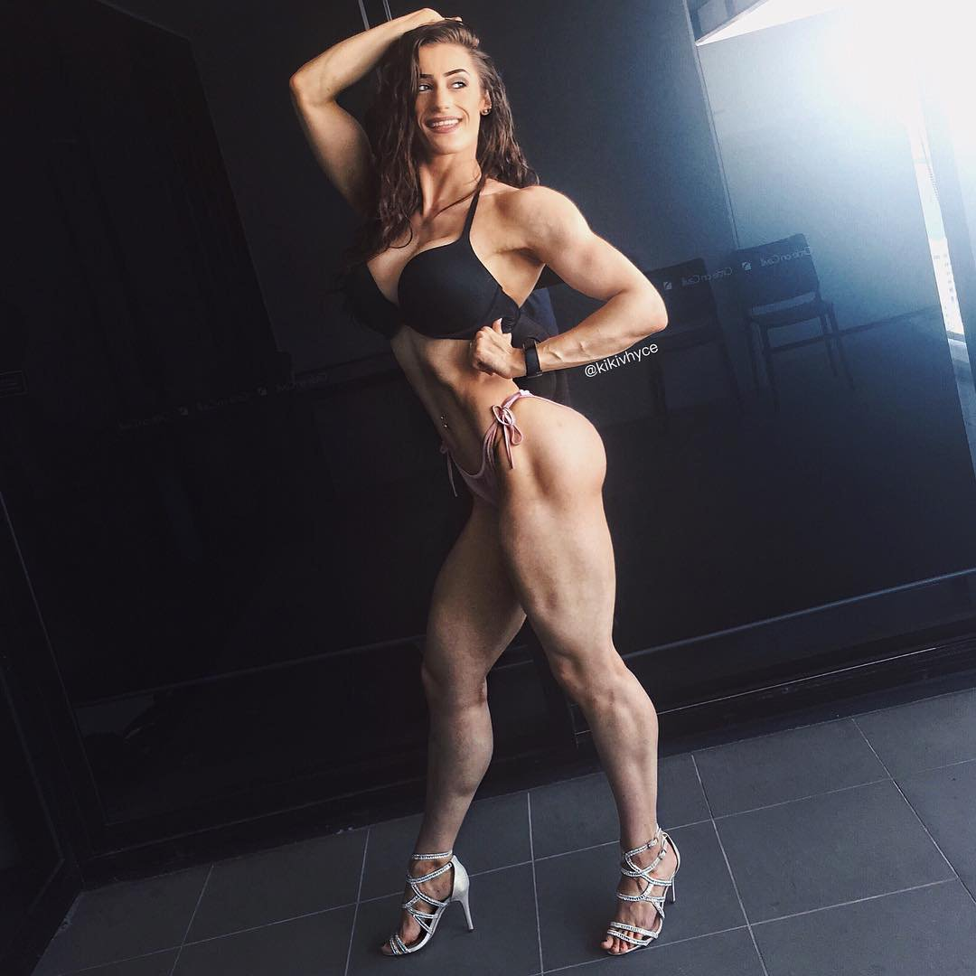 girls with strong legs nude