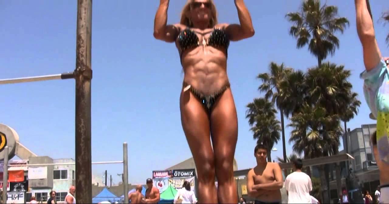 Consider, bodybuilder abby marie confirm