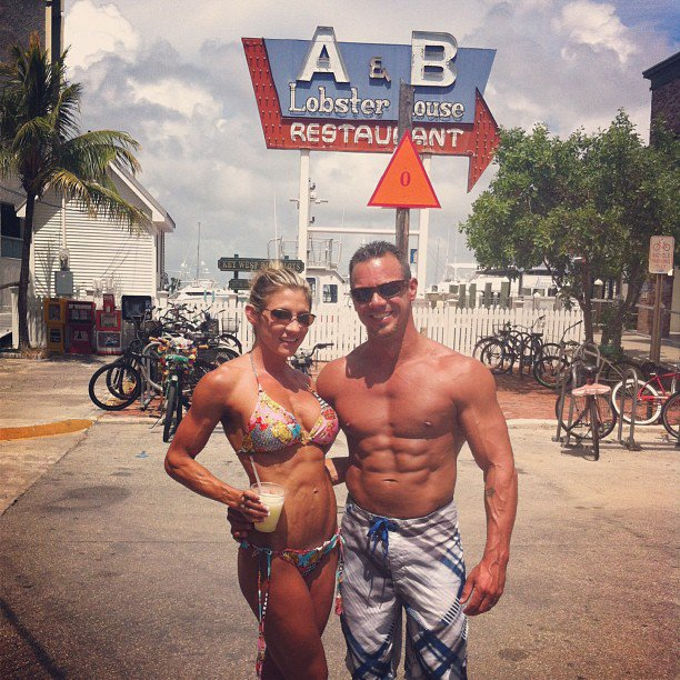 Abby marie fitness goddess excellent