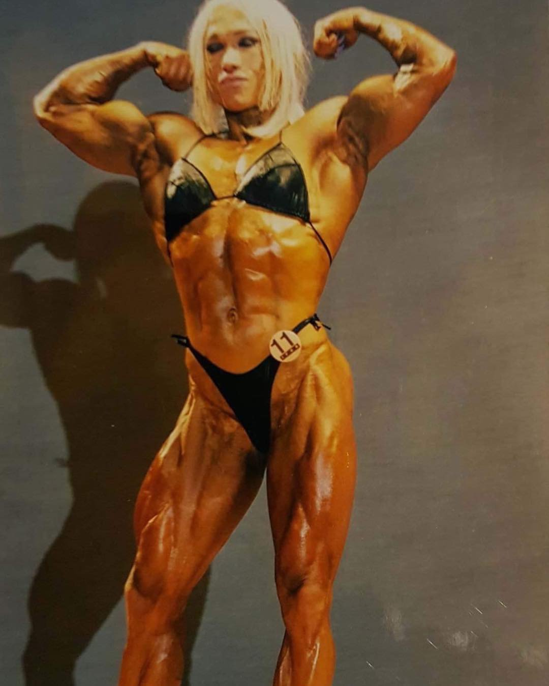 Inna Uit- ex world champion in womens bodybuilding - Media