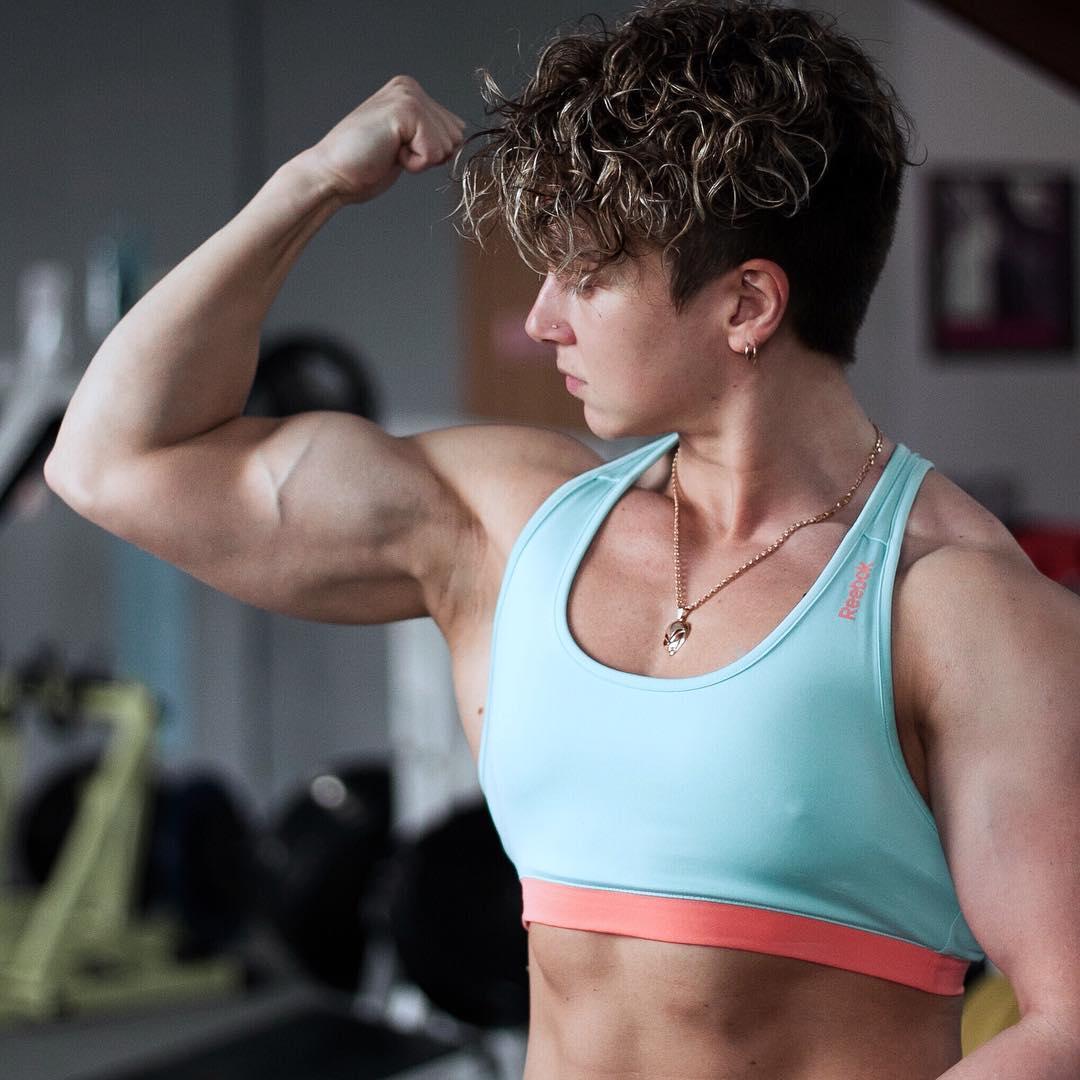 Yuliya Yudina | Beautiful Muscle Girls